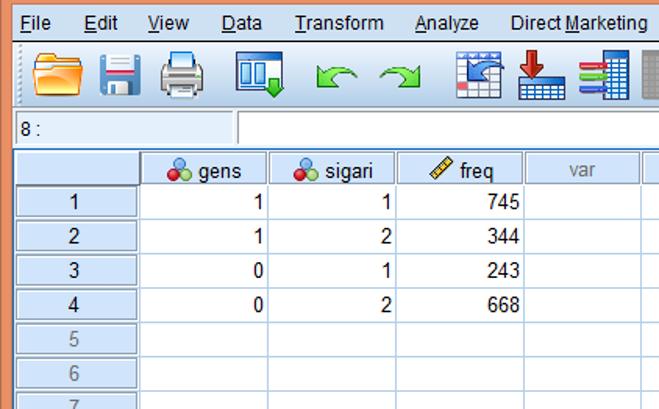 طریقه وزن دار کردن داده ها شکل (2)